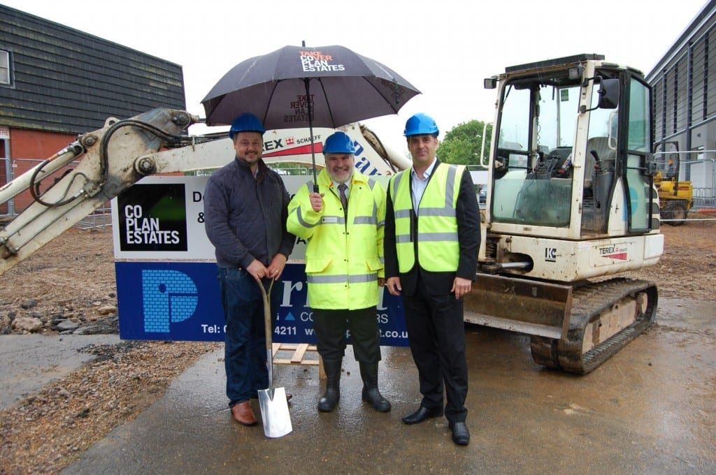Construction starts on new medical centre